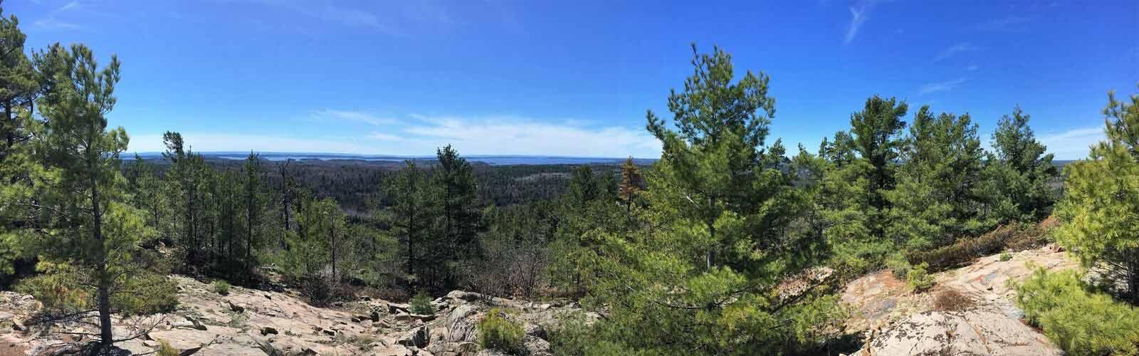 Coureurs Des Bois Hiking Trail