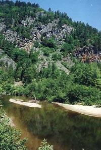 Coffee Creek (Echo Ridges)